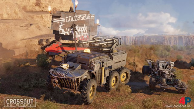 Screenshot - Crossout (PC) 92590726
