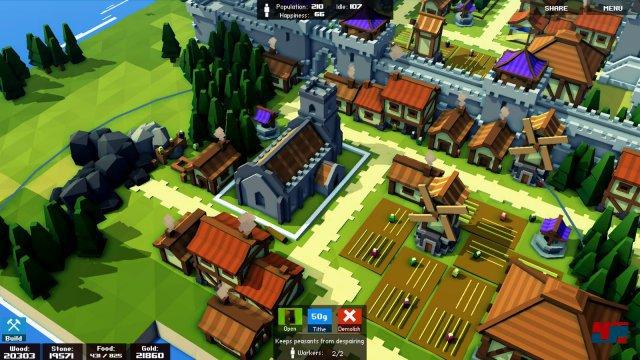 Screenshot - Kingdoms and Castles (PC)