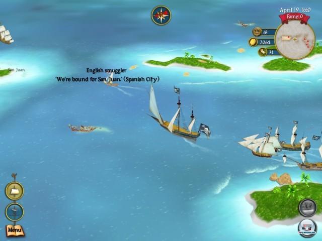 Screenshot - Sid Meier's Pirates! (iPad) 2242137