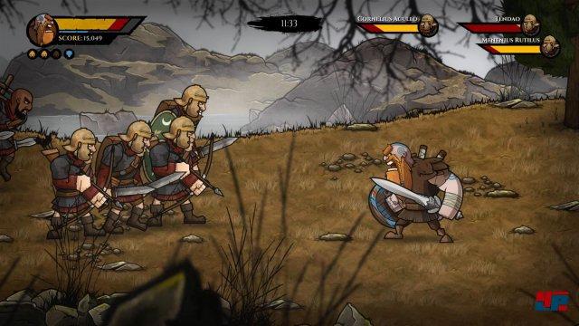 Screenshot - Wulverblade (PC)