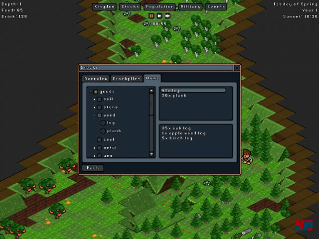 Screenshot - Gnomoria (Linux) 92524204