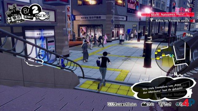 Screenshot - Persona 5 Strikers (PS4) 92634852