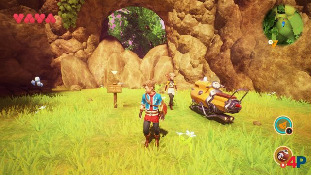 Screenshot - Oceanhorn 2: Knights of the Lost Realm (Switch) 92628178
