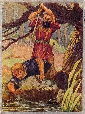 …der erste Punkbuster der Geschichte erwischte: Hagen. Das Cheaten gehörte zum Wesen der Helden und Götter. Auch heute ist es…  115715