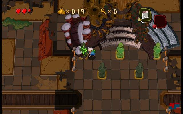 Screenshot - Adventure Time: Secret of the Nameless Kingdom (360) 92490375