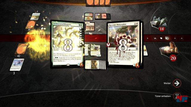 Screenshot - Magic Duels: Ursprünge (iPad) 92500815