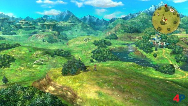 Screenshot - Ni No Kuni: Der Fluch der Weissen Königin (PS4)