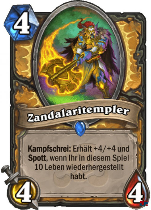 Screenshot - Hearthstone: Rastakhans Rambazamba (Android) 92578578