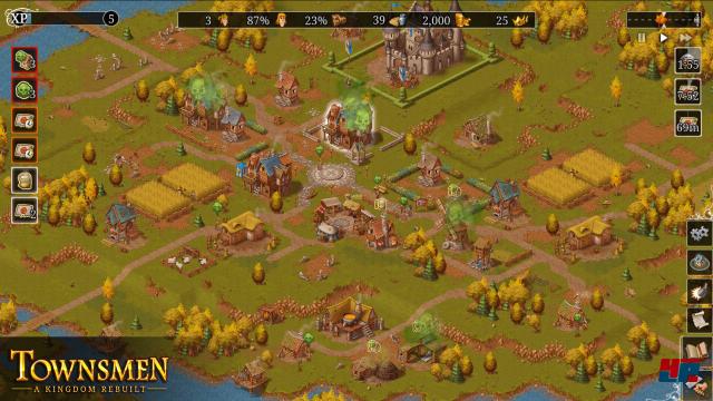 Screenshot - Townsmen (PC)