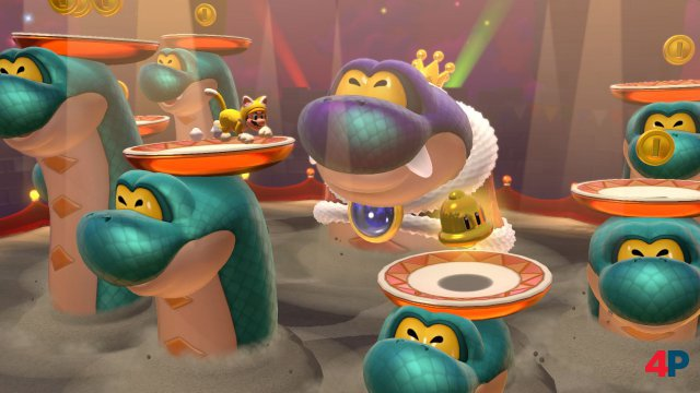 Screenshot - Super Mario 3D World   Bowser's Fury (Switch) 92623315