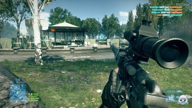 Screenshot - Battlefield 3 (PC) 2269912