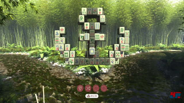 Screenshot - Relaxing VR Games: Mahjong (Android)