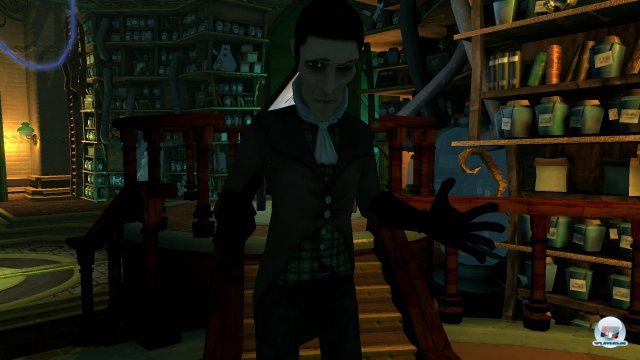 Screenshot - Haunted (PC) 2258647