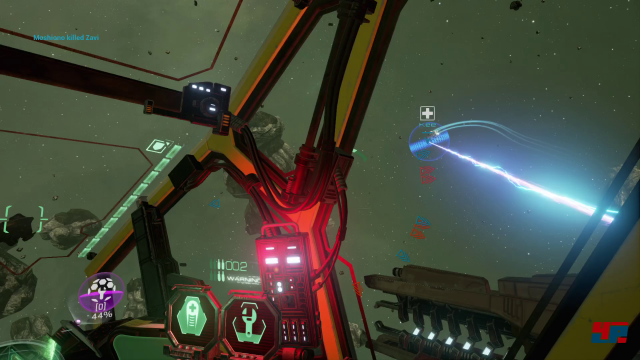 Screenshot - EVE: Valkyrie (PS4) 92554780