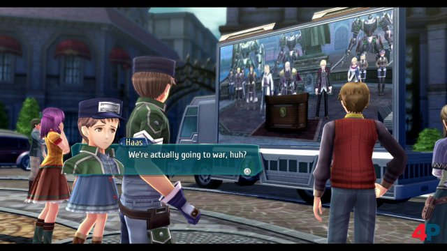 Screenshot - The Legend of Heroes: Trails of Cold Steel 4 (Switch)