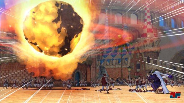 Screenshot - One Piece: Pirate Warriors 3 (PlayStation3) 92497610