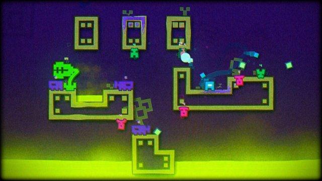 Screenshot - Rogue Glitch (PC)