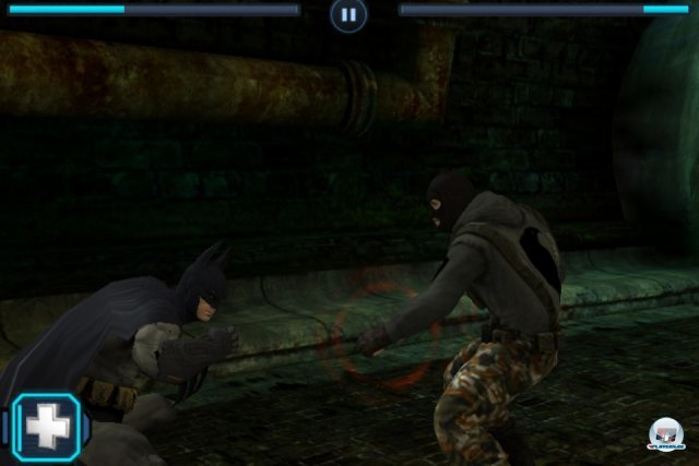 Screenshot - Batman: Arkham City Lockdown (iPhone) 2298367