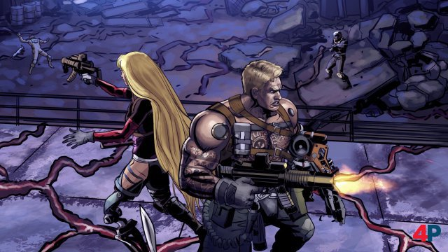 Screenshot - Contra: Rogue Corps (PC) 92589971