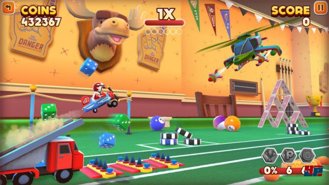 Screenshot - Joe Danger Infinity (iPad)