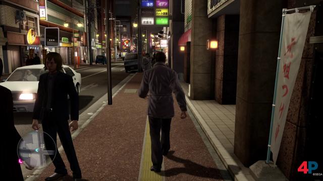 Yakuza 5 sieht trotz seines Alters deutlich besser aus als sein Vorgänger.