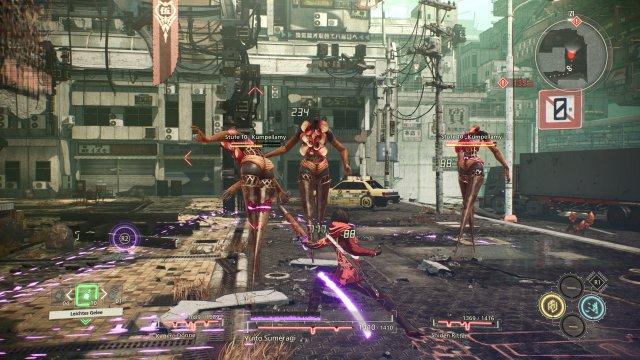 Screenshot - Scarlet Nexus (PlayStation5) 92645755
