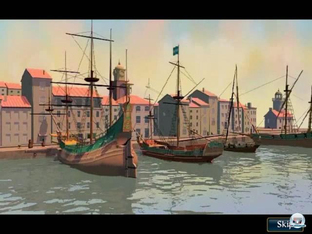 Screenshot - Sid Meier's Pirates! (iPad) 2242098