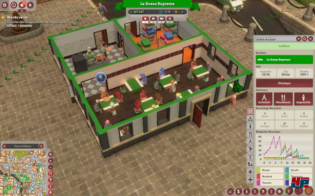 Screenshot - Pizza Connection 3 (PC) 92562610
