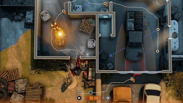 In Door Kickers 2 wird in Echtzeit ein Terrornetzwerk ausgehoben.