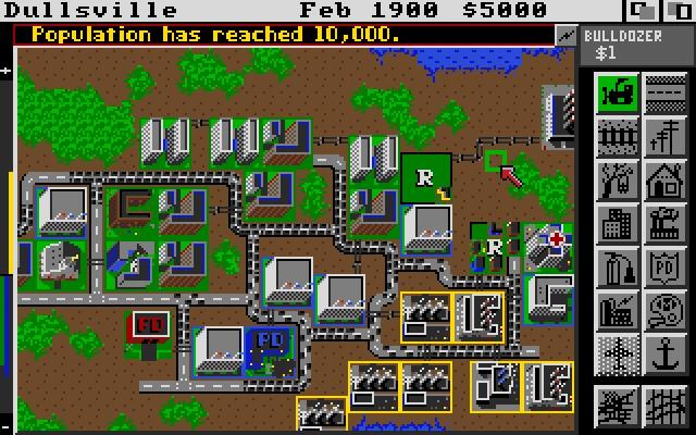 <b>SimCity</b><br><br>Im Dezember 1989 veröffentlichte die Winzfirma Maxis das Spiel SimCity des jungen Schnauzbartfreundes Will Wright - ein merkwürdiges Game, sofern man es überhaupt so nennen konnte: Es hatte kein Ziel im eigentlichen Sinne; man konnte die Umgebung plätten, eine Stadt errichten und dann dafür sorgen, dass sie am Leben bleibt - kann das überhaupt Spaß machen? Das fragten sich wohl auch andere Firmen, die das Projekt ablehnten. Knapp 19 Jahre und unendlich viele Sim-Titel später dürften sie sich für diese Entscheidung nach wie vor fest in den Arsch beißen, denn die Sim-Reihe ist eine der erfolgreichsten Spieleserien überhaupt. Für alle, die zu dem Zeitpunkt erst auf die Welt kamen: Ja, es gab ein Leben vor den Sims. SimCity 2000, SimCity 3000, SimCity 4, SimEarth, EimAnt, SimGolf, SimCopter, Streets of SimCity, SimLife, SimTower - eine gewisse Tendenz ist feststellbar. 1861373