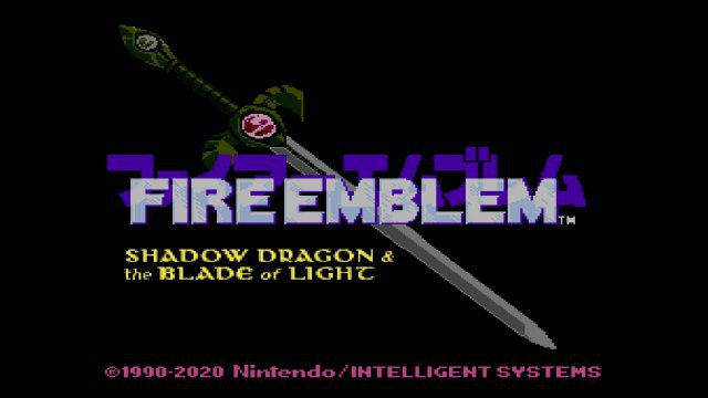 Screenshot - Fire Emblem: Shadow Dragon and the Blade of Light (Switch)