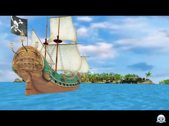 Screenshot - Sid Meier's Pirates! (iPad) 2242182