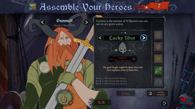 Screenshot - The Banner Saga 2 (PC) 92524996