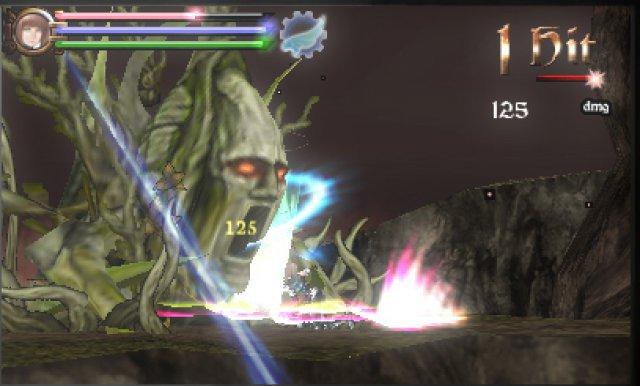 Screenshot - AeternoBlade (3DS) 92478515