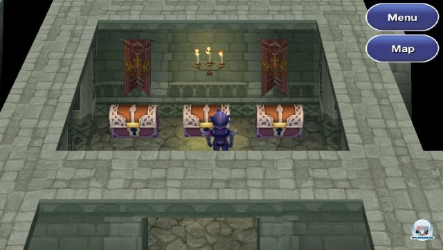 Screenshot - Final Fantasy IV (iPhone) 92435877