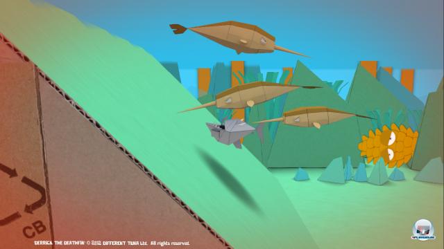Screenshot - Derrick the Deathfin (PlayStation3) 92413602