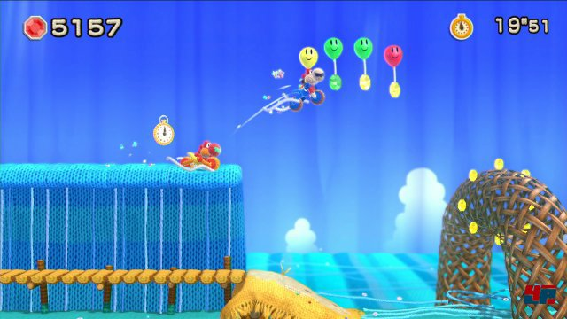 Screenshot - Yoshi's Woolly World (Wii_U) 92507630