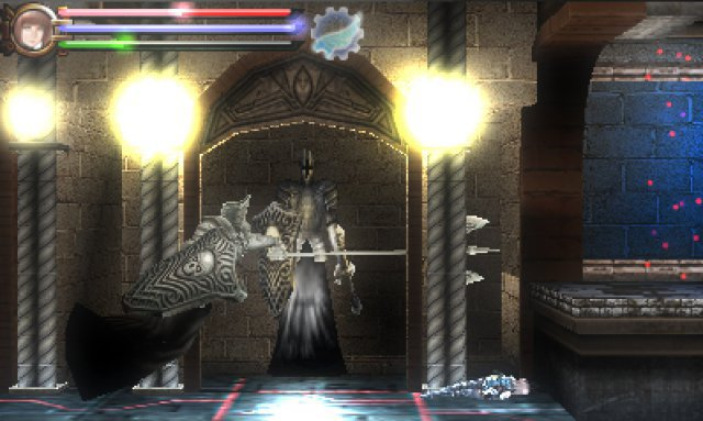 Screenshot - AeternoBlade (3DS) 92478517