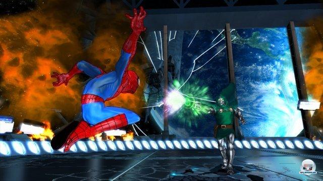 Screenshot - Marvel Avengers: Kampf um die Erde (Wii_U) 92401087