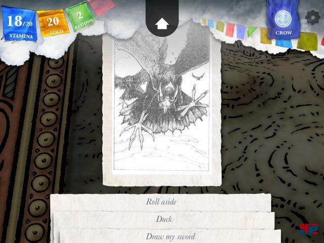 Screenshot - Sorcery! - Teil 3 (iPad) 92503531