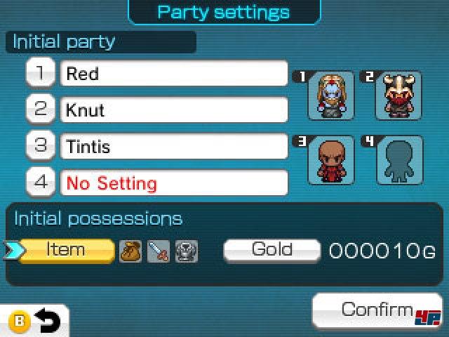 Screenshot - RPG Maker Fes (3DS) 92543992