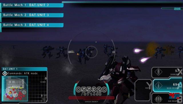 Screenshot - Assault Gunners HD Edition (Switch) 92568830