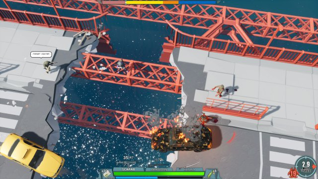 Screenshot - 10 Miles To Safety (PC)