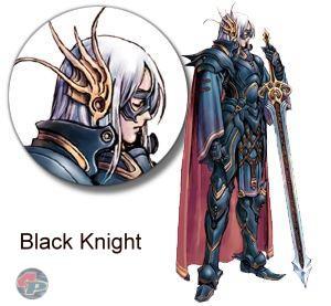 Der schwarze Ritter, Quest - NPC 18689