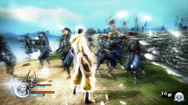 Screenshot - Sengoku Basara 4 (PlayStation3)