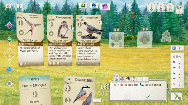Screenshot - Wingspan (PC)