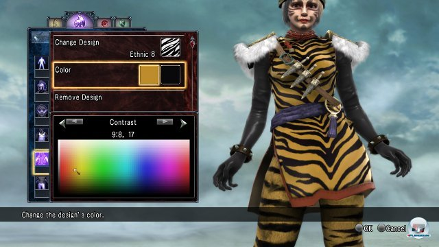 Screenshot - Soul Calibur V (PlayStation3) 2283357