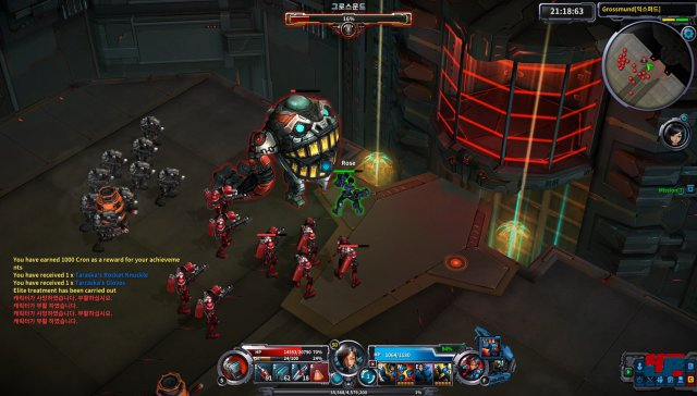 Screenshot - Wild Buster: Heroes of Titan (PC)