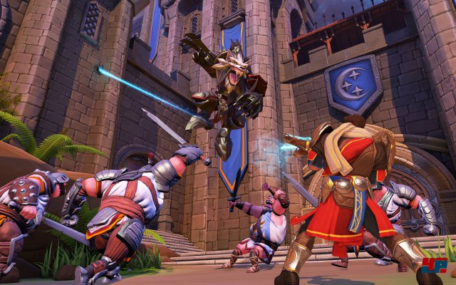 Screenshot - Orcs Must Die! Unchained (PC) 92480430