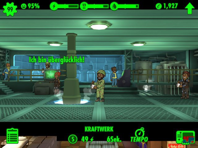Screenshot - Fallout Shelter (iPad) 92508473